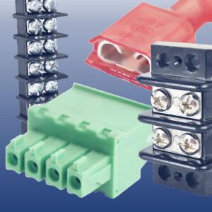 Terminal Blocks, Wire Connectors